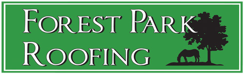 Forest Park Roofing company logo